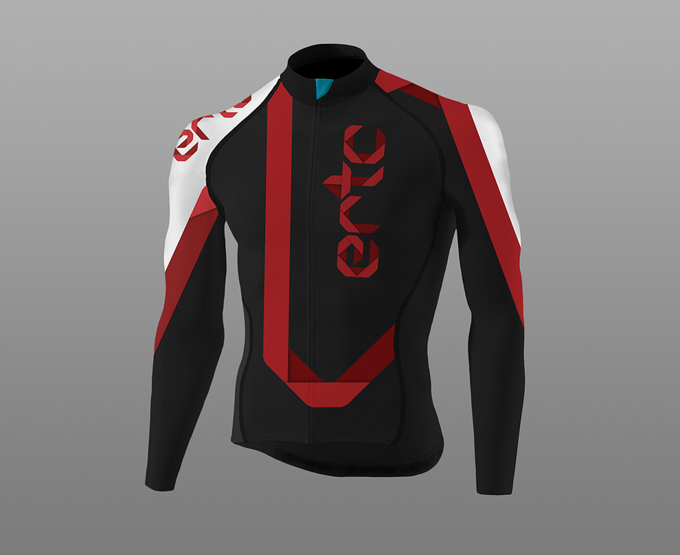 ERTC Cycling Jersey – Jonathan Wood