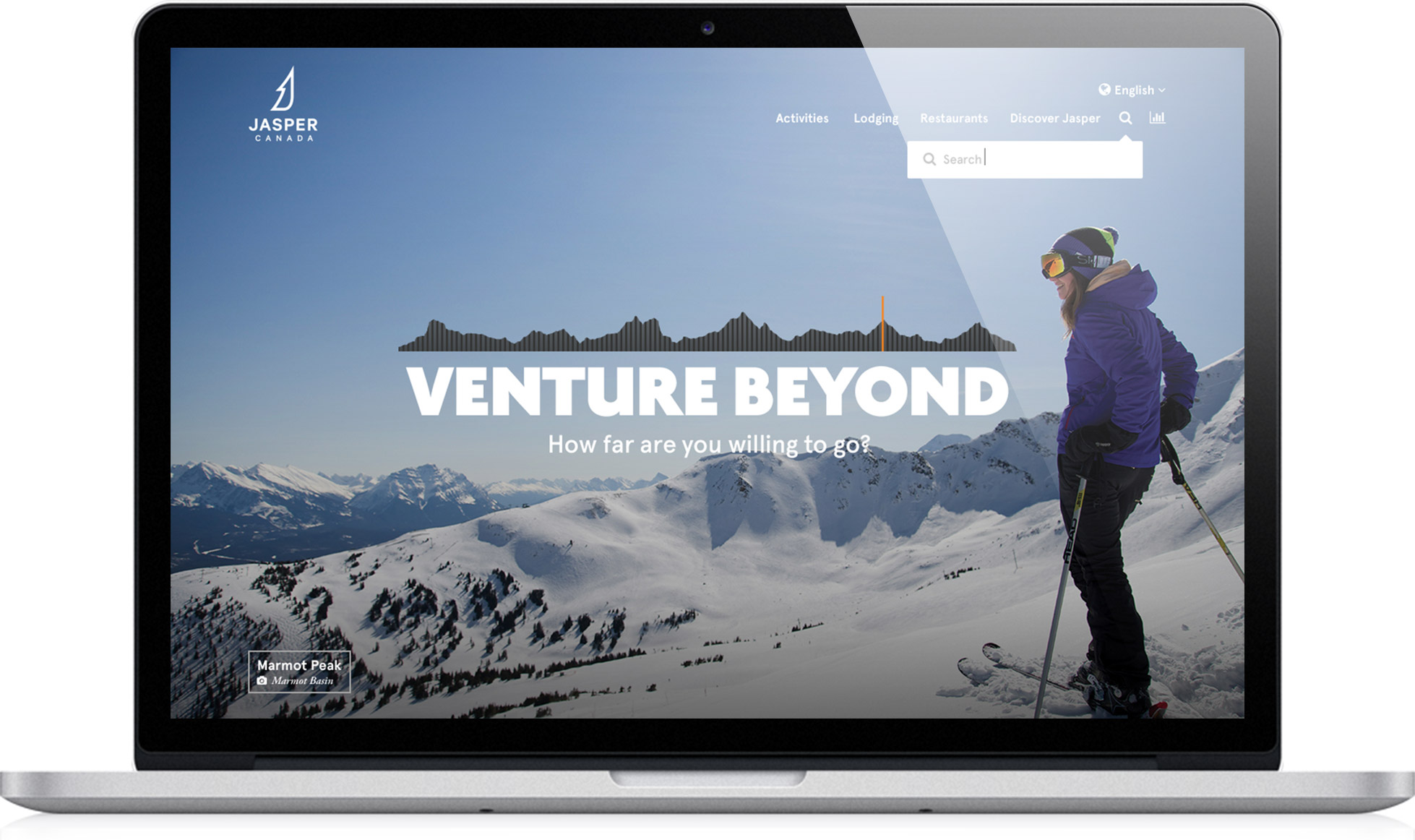 Jasper Travel – Jonathan Wood Design