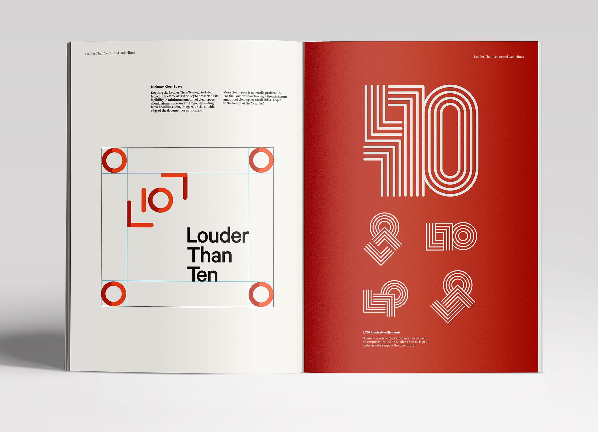 Louder Than 10 – Jonathan Wood Design